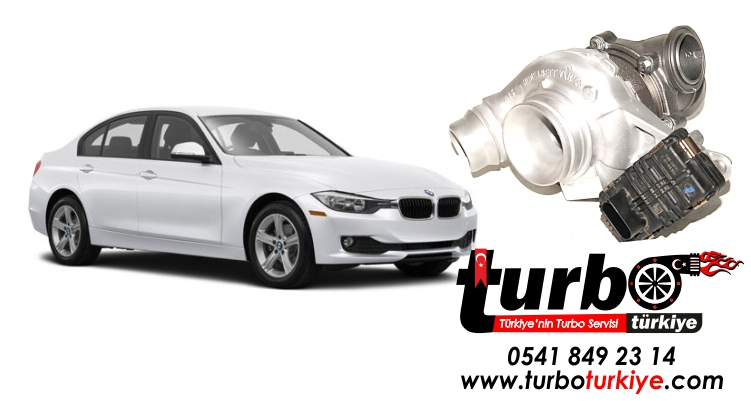 BMW 520 d F10/F11 TURBOSU
